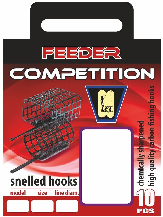 LFT Feeder Competition 100cm. 10pcs. 10 to 18